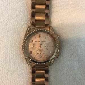 Michael Kors Blair Chronograph Watch